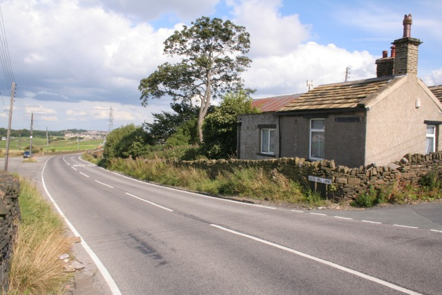 Giles Hill Lane