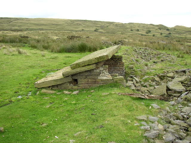 Ruined Hut, Wardle