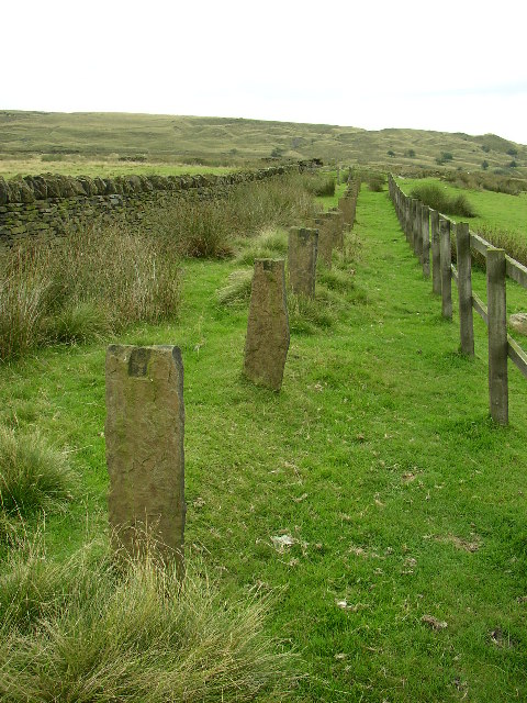 Tenter Posts, Wardle