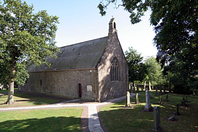 Fowlis Church