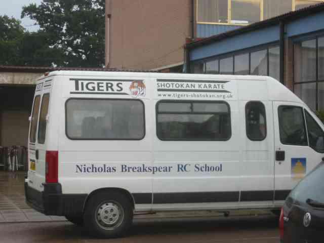 Nicholas Breakspear R C School