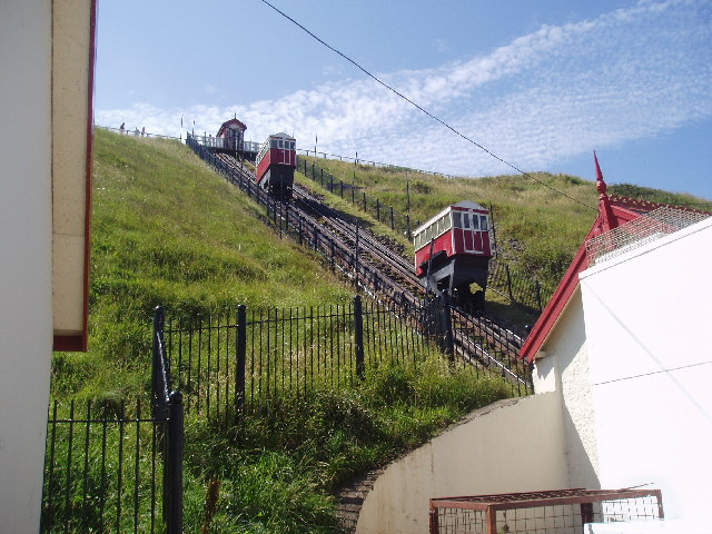 Funicular, Saltburn, Yorkshire