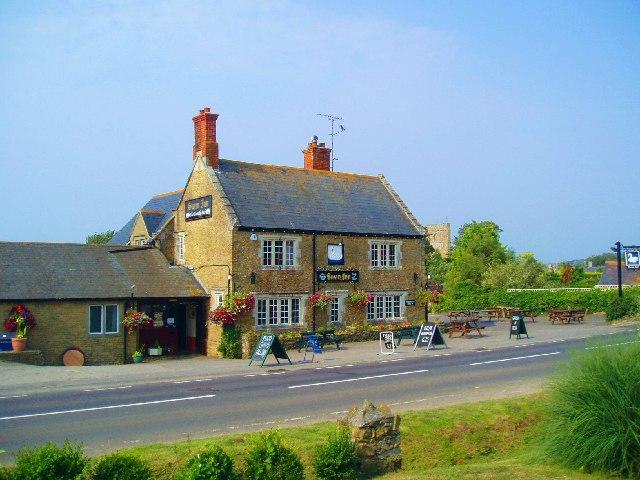 Swan Inn, Abbotsbury, Dorset