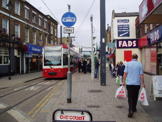 Church Street, Croydon, Surrey