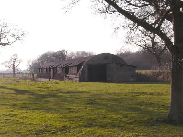 Nissen Huts, Chedworth Airfield