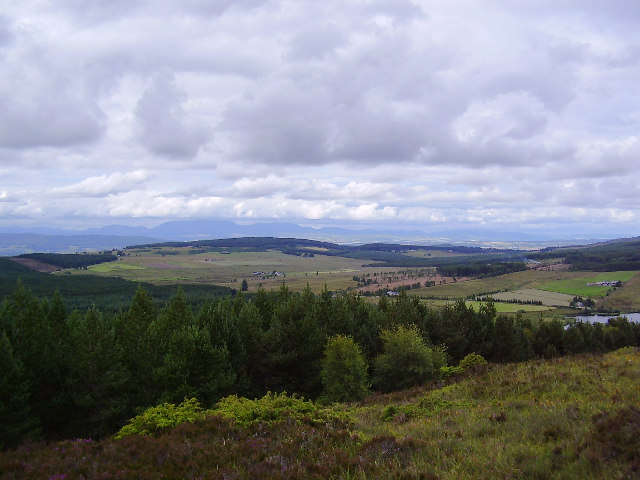 On the slopes of Carn Na Leitire
