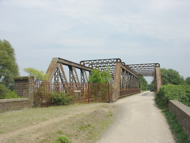 Railway Bridge on the Stratford Greenway