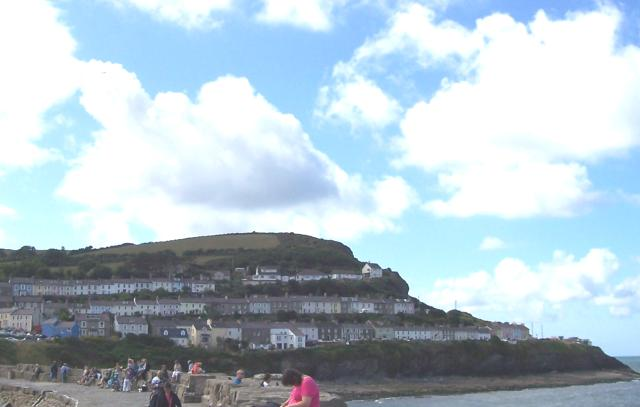 New Quay Head