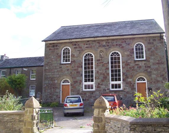 Bancyfelin Chapel, Llangrannog