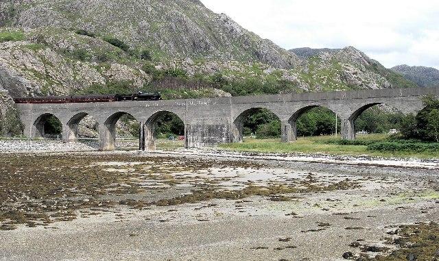 Loch nan Uamh viaduct