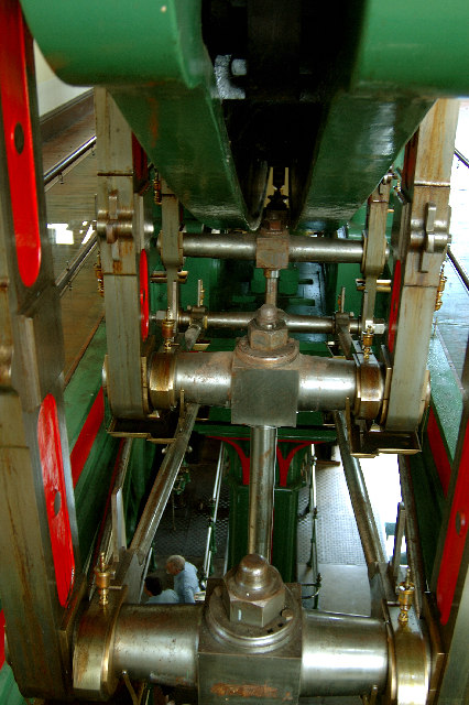 Beam Engine at Blagdon Pumping Station