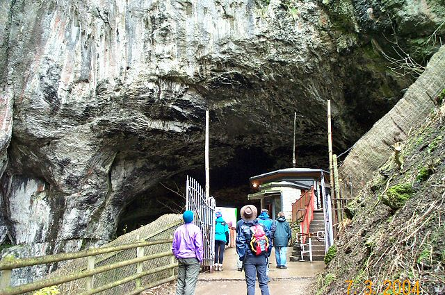 Peak Cavern - Castleton
