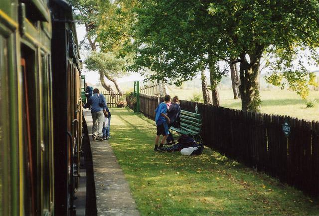 Isle of Wight Steam Railway: Ashey