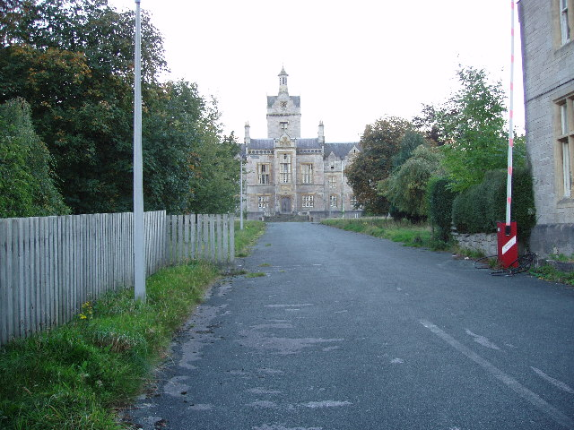 North Wales Hospital Denbigh