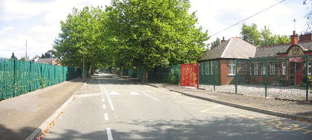 Lytham Road and Birchfields Primary School