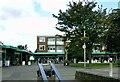 SJ9392 : Woodley Shops by Stephen Burton