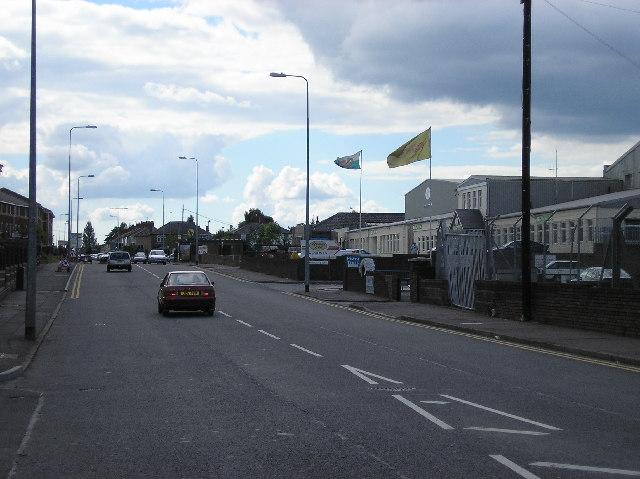 Maes-y-coed road, Cardiff