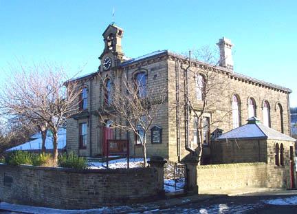 Cottingley Town Hall