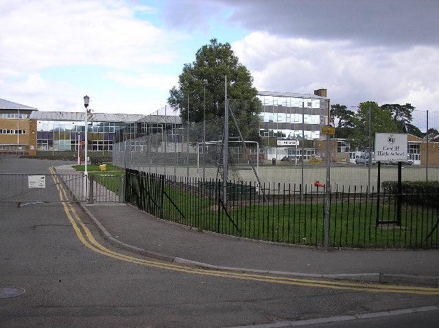 Cardiff high school, Cardiff