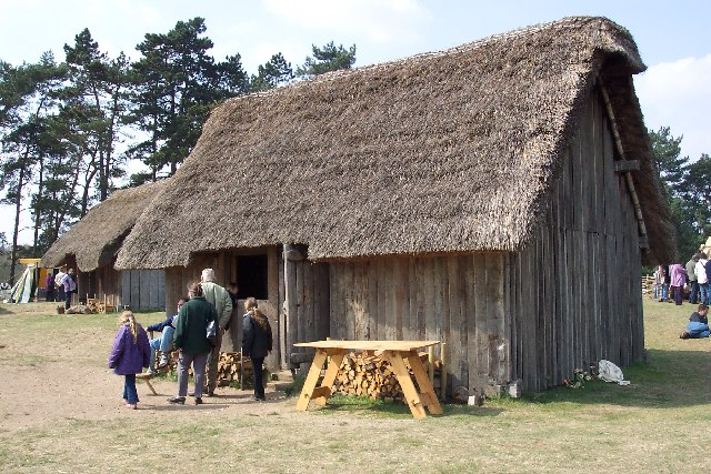 Anglo-Saxon village at West Stow