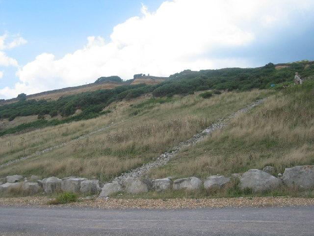 Highcliffe Cliffs