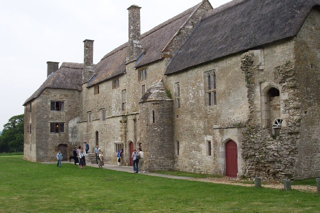 Woodsford Castle, Dorset