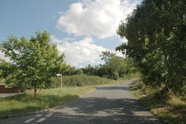 Farm Lane, Church Lench