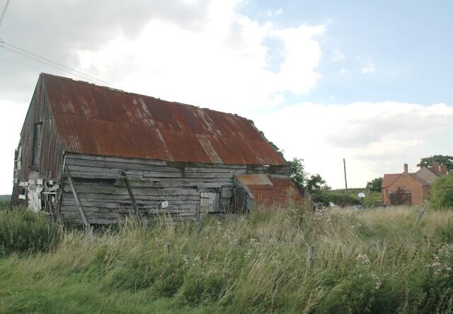 Derelict Farm Building, Church Lench