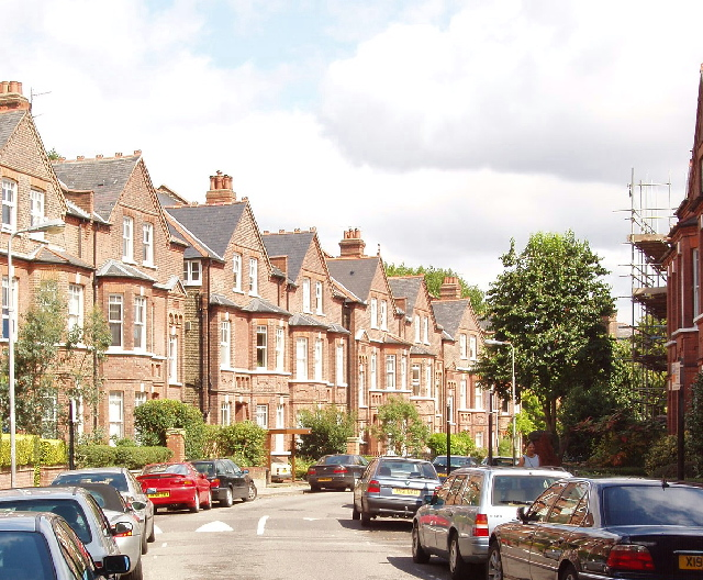 Downside Crescent, Hampstead