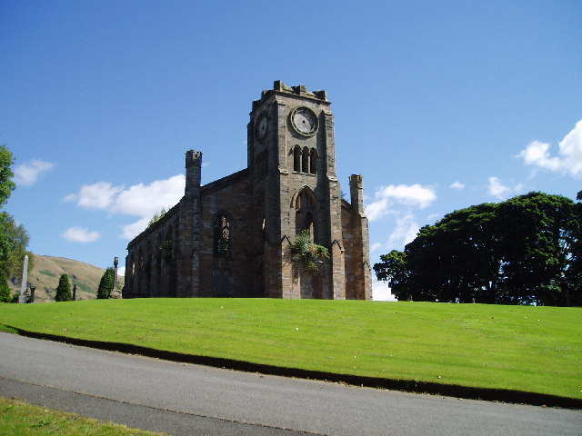 Lennoxtown church