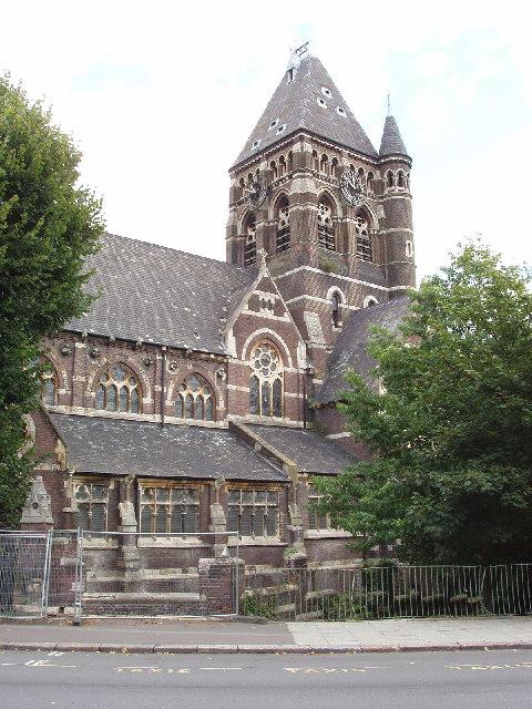 St Stephen's Church, Rosslyn Hill