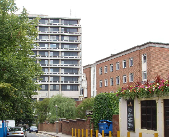 Bartrams Hostel and Royal Free Hospital, Hampstead