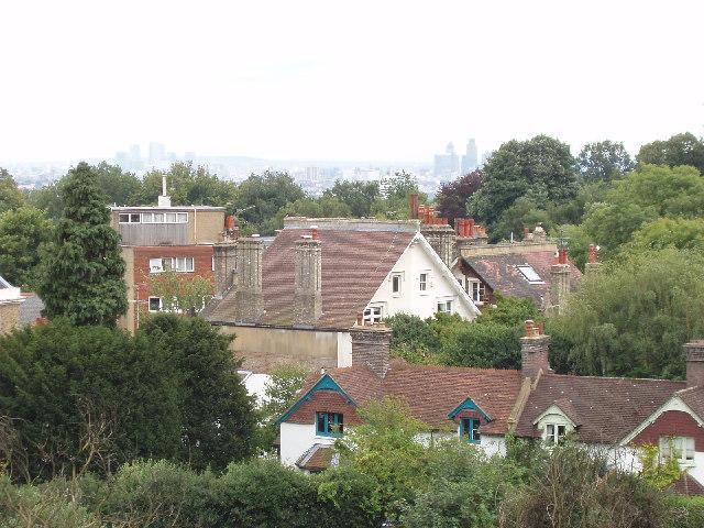 Vale of Health, Hampstead Heath