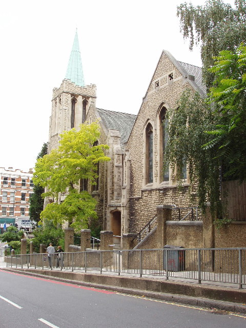 St Andrew's United Reformed Church, West Hampstead