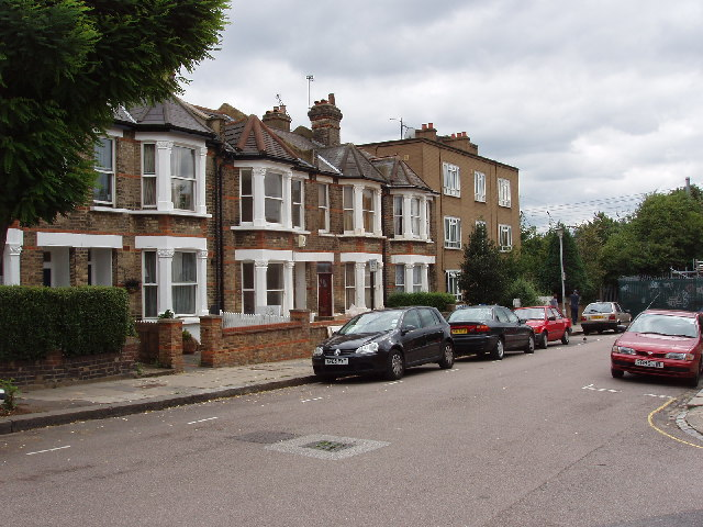 Broomsleigh Street, West Hampstead