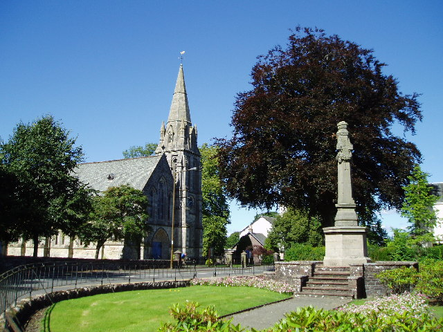 Killearn church
