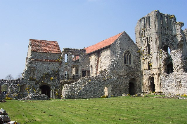 The Priory, Castle Acre, Norfolk