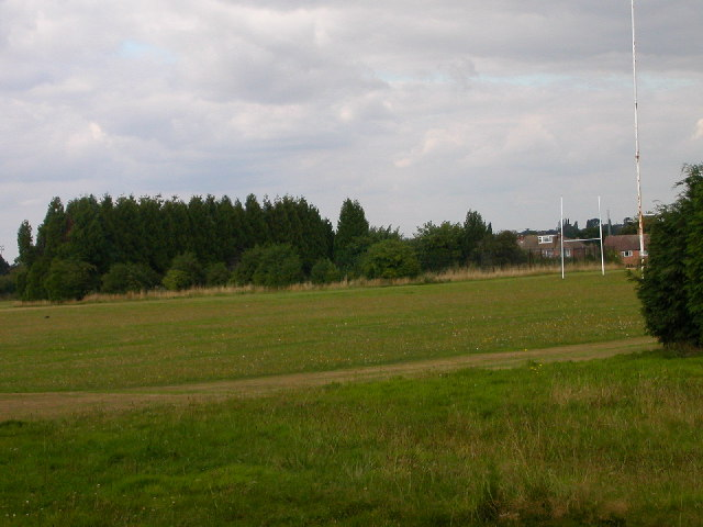 Rugby - Hart Field