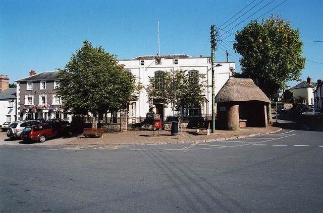 Bradninch: Fore Street