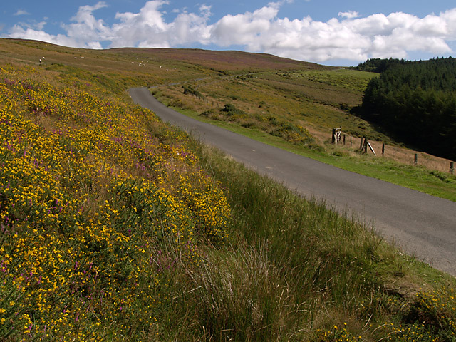 Druidale Road.   Isle of Man.
