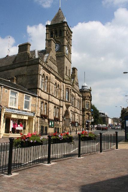 Colne Town Hall