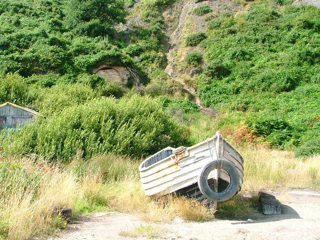 Mine Entrance, Port Mulgrave