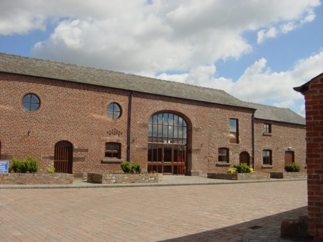 Commercial premises in Ramsbrook Farm