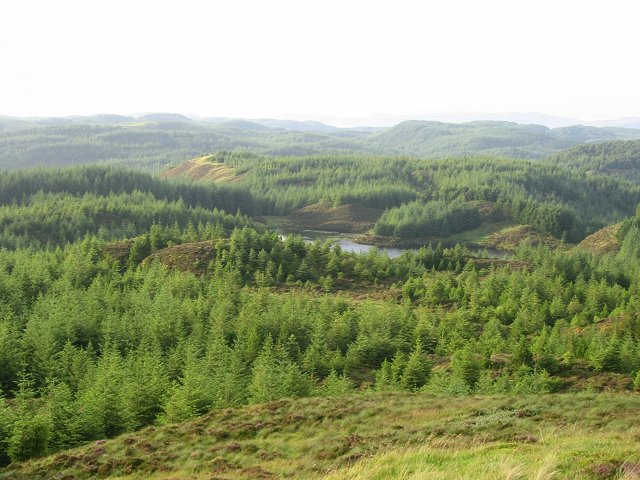 Loch na Cruaich