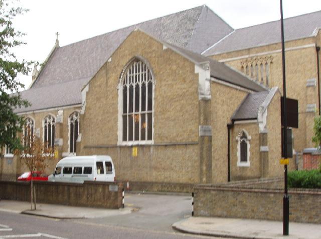 Church of the Sacred Heart, Kilburn