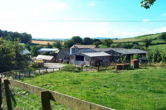 Tornewton Farm - South Devon