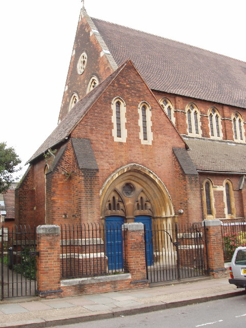St Martin's Church, Kensal Rise