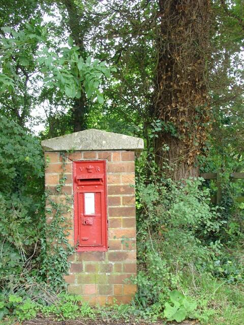 Post Box, Westmancote