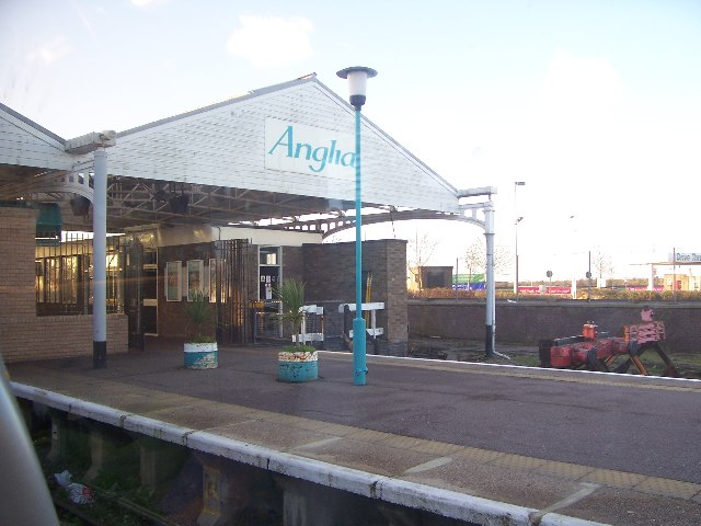Great Yarmouth Vauxhall station