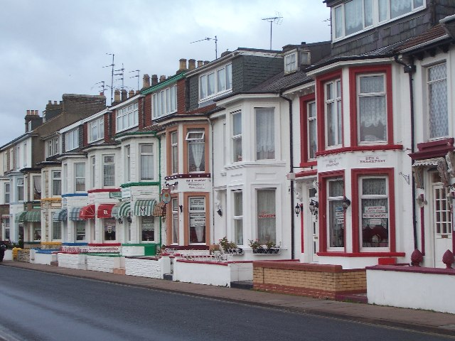 Bed & Breakfasts on Trafalgar Rd Gt Yarmouth